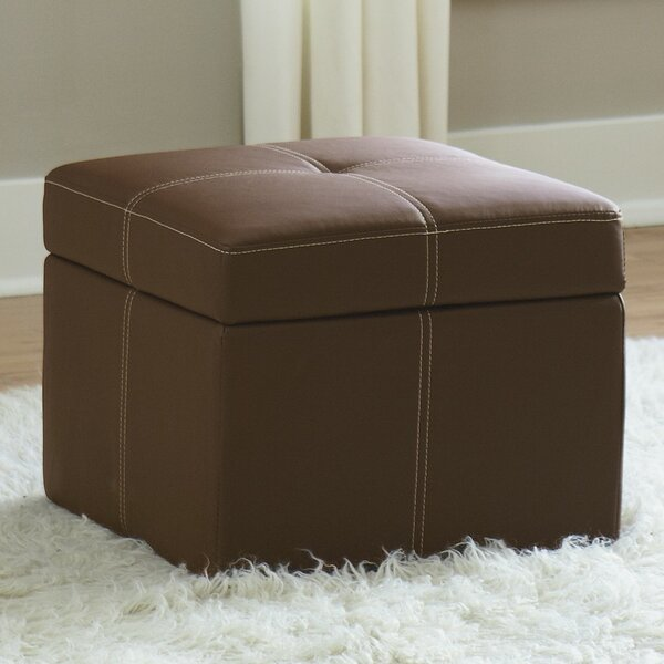 Zipcode Design Cooper Storage Ottoman Amp Reviews Wayfair