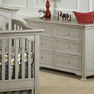 Medford 5 Drawer Double Dresser by Centennial