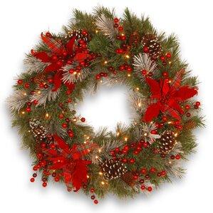 Artificial Christmas Wreaths You'll Love | Wayfair