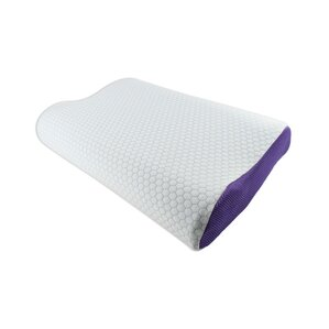 Super Cooling Gel Counter Neck Memory Foam Pillow by Alwyn Home