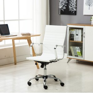 leather office. highback leather office executive chair t