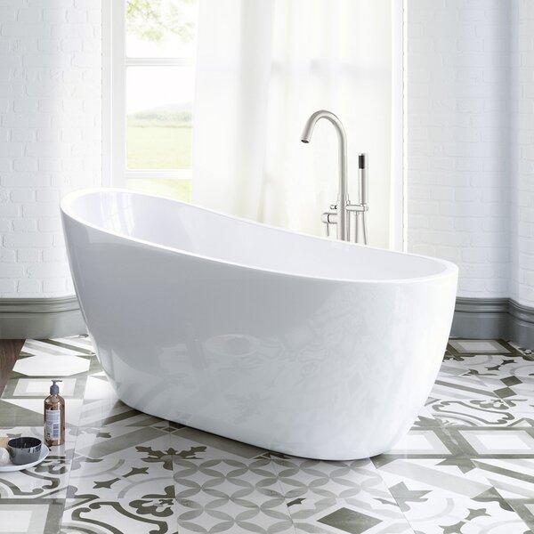 heated soaking tub | wayfair