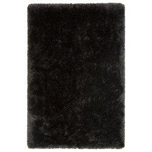 Joellen Black Area Rug