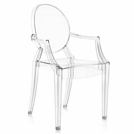 Beau Louis Ghost Armchair