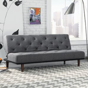 Bermudez Convertible Sofa by Mercury Row