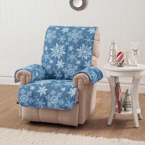 Box Cushion Recliner Slipcover by Innovative..