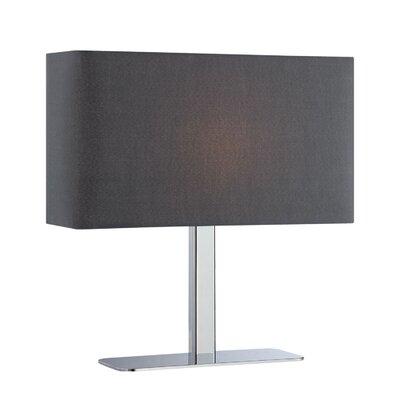 Orren Ellis Tinney 15 Table Lamp Shade Color: Black