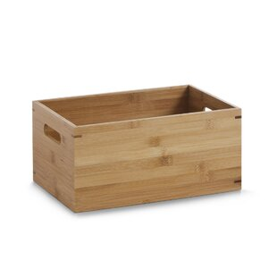 Wood Baskets Boxes Youll Love Wayfaircouk