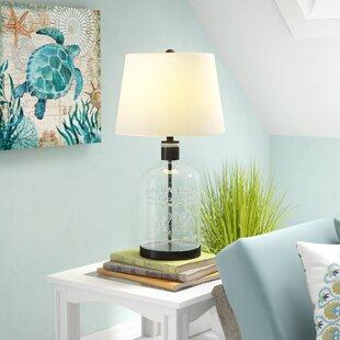 Renata Metal And Gl 26 5 Table Lamp