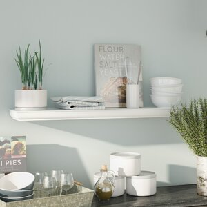 Coopersburg Floating Wall Shelf