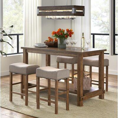 pub table sets you 39 ll love wayfair. Black Bedroom Furniture Sets. Home Design Ideas