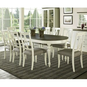 Lattimore 9 Piece Dining Set (Set Of 9)