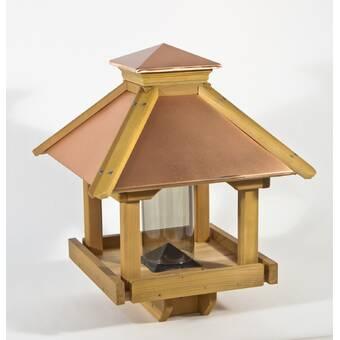 Desert Steel Coneflower Decorative Bird Feeder & Reviews