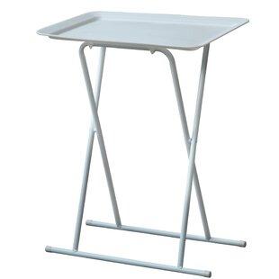 Acrylic Folding Snack Tables | Wayfair