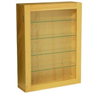 Wall Mounted Display Cabinets | Wayfair.co.uk