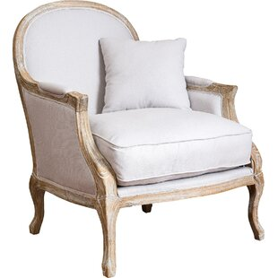 MacArthur Weathered Armchair. By Home Loft Concepts