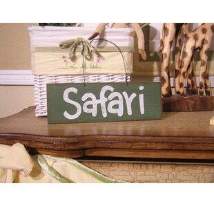 African Safari Bedroom Decor | Wayfair