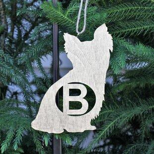Yorkshire Terrier Ornament Wayfair