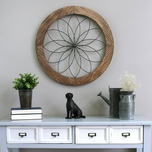 Wood Medallion Wall Art Wayfair