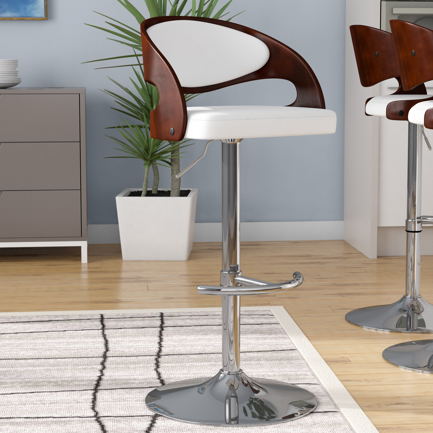 Adjustable footing - a necessary detail of your furniture