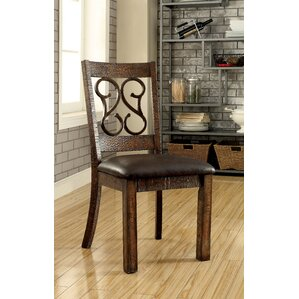 Barrview Traditional Side Chair (Set of 2) by Fleur De Lis Living