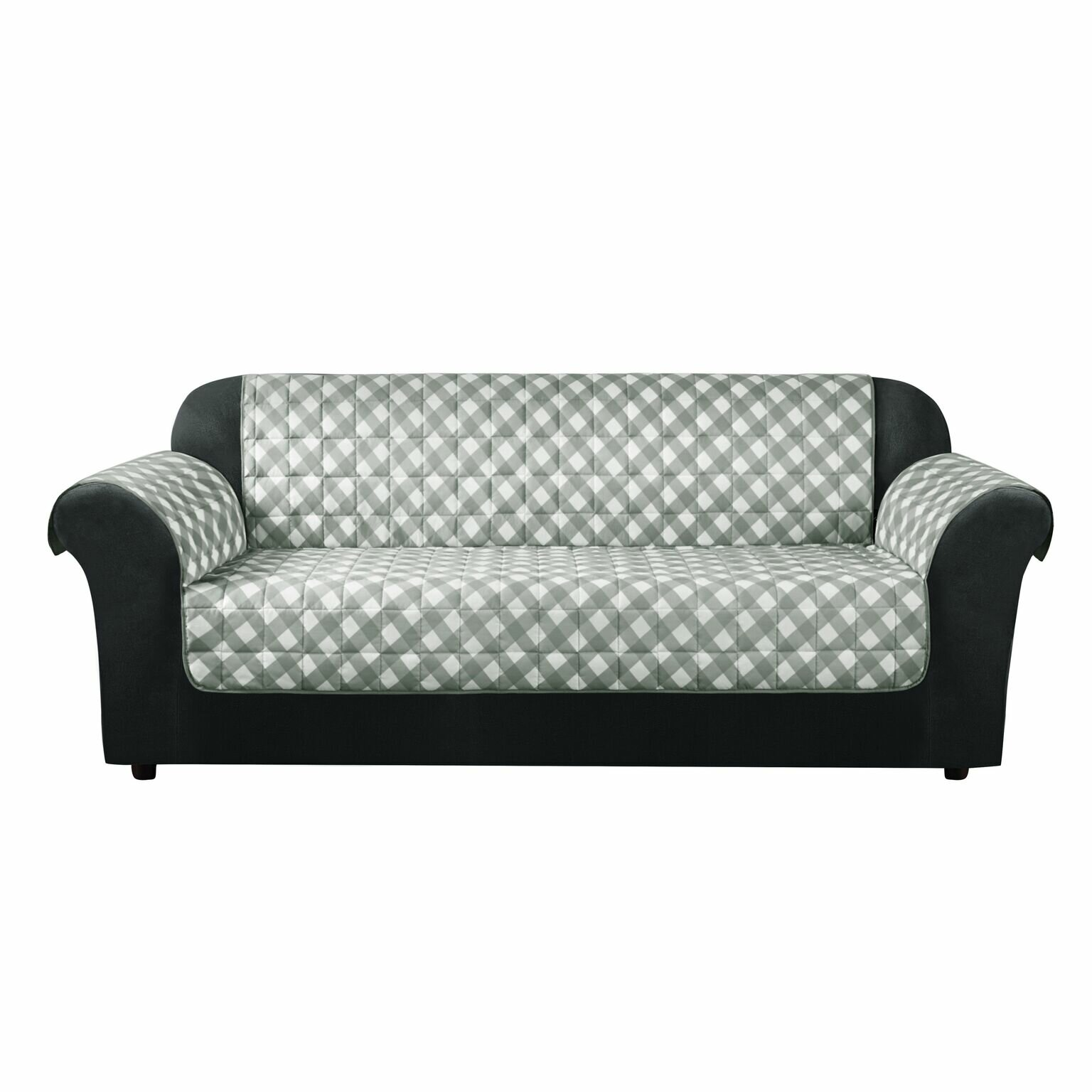 - Sure Fit Furniture Flair Flash Box Cushion Sofa Slipcover Wayfair