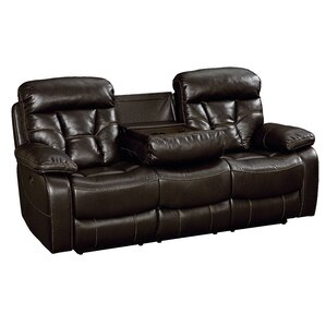 Ellenton Reclining Loveseat by Red Barrel St..