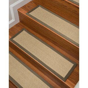 Kinsley Beige Stair Treads (Set Of 13)