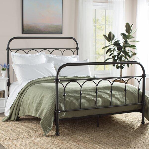 Three Posts Copake Panel Bed Amp Reviews Wayfair