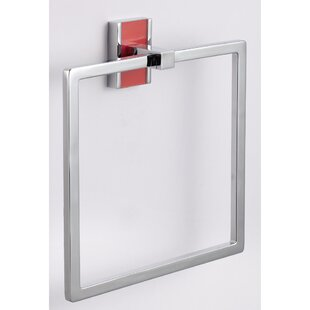 Aldan Wall Mounted Towel Ring by Home Etc