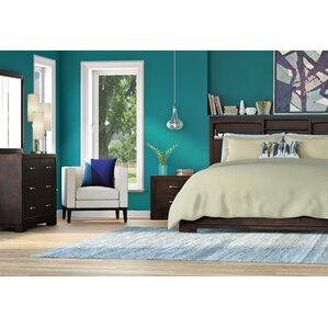 Voigt Platform 5 Piece Bedroom Set Copley 8 Queen