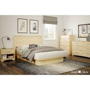 maple bedroom set. Gramercy Queen Platform Configurable Bedroom Set Maple Sets You ll Love  Wayfair