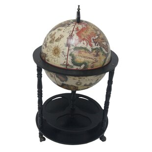 Firenze Italian Style 3 Leg Floor Globe Bar Great price