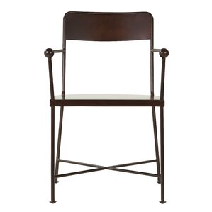 Owasso Metal Dining Chair by Trent Austin..