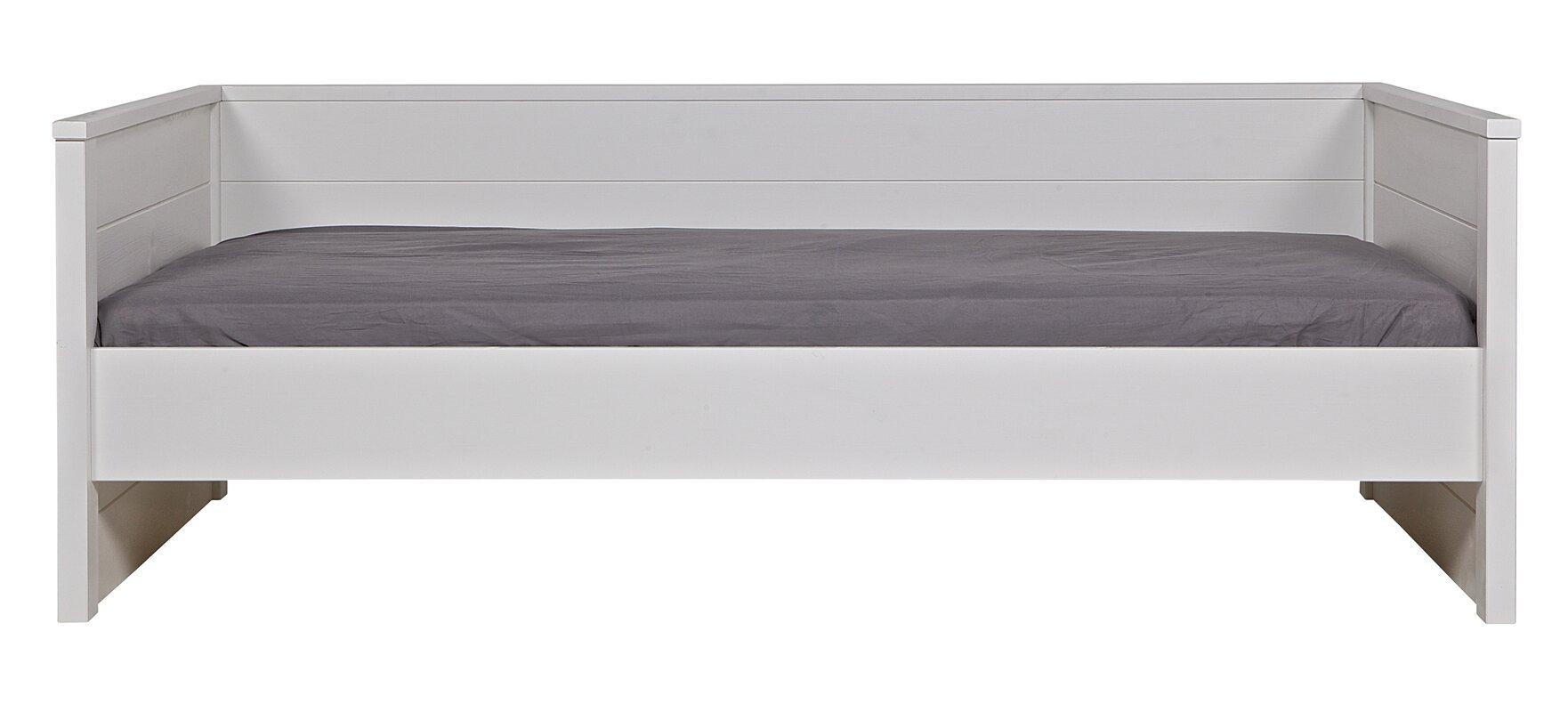 woood standard bett jade 90 x 200 cm bewertungen. Black Bedroom Furniture Sets. Home Design Ideas