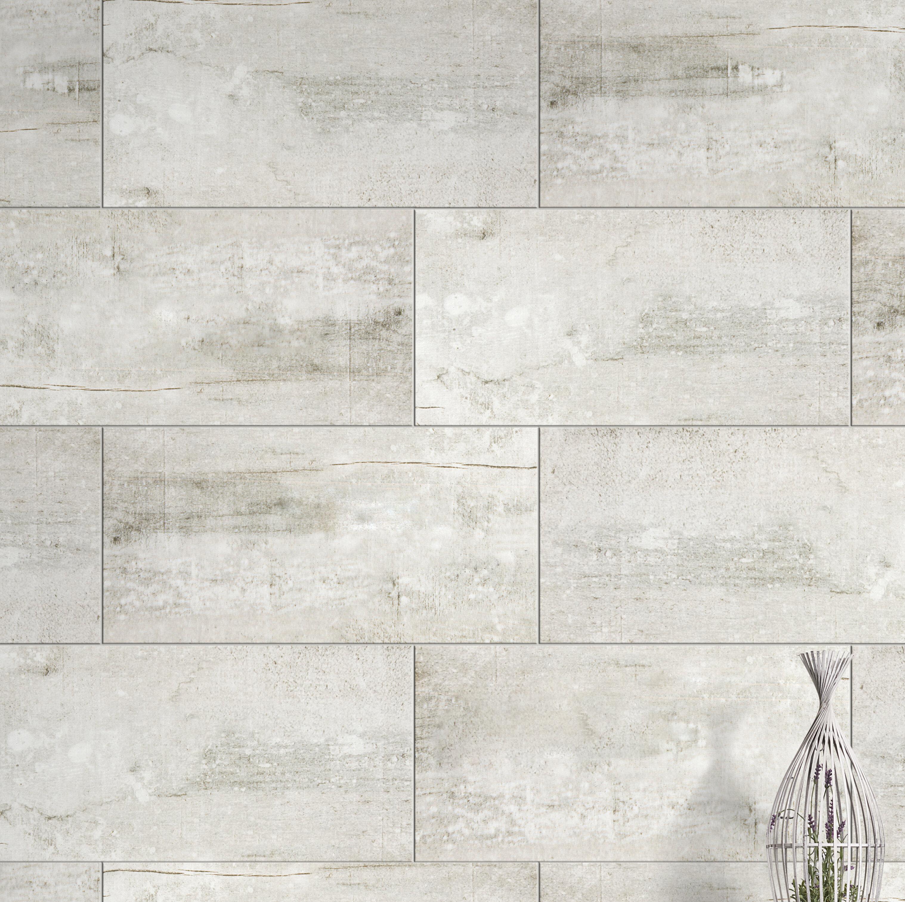Emser Tile Ranch 12 X 24 Porcelain Wood Look Tile Reviews Wayfair