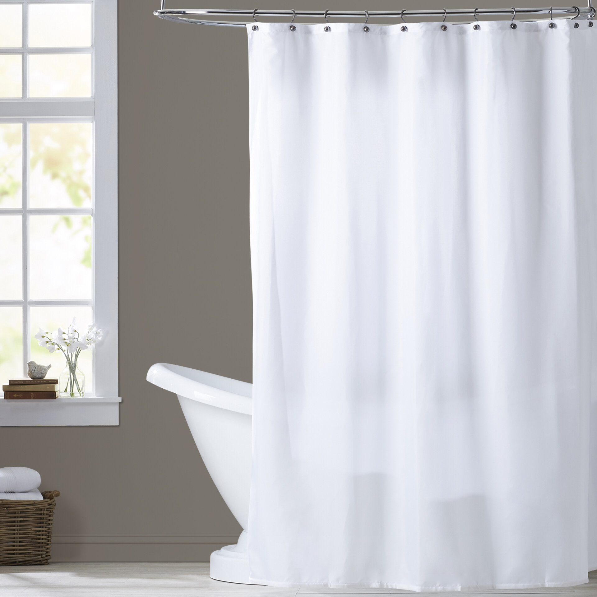Berning Shower Curtain Liner
