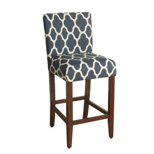 Navy Bar Stools | Wayfair