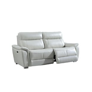Ordinaire Meister Electric Leather Reclining Sofa