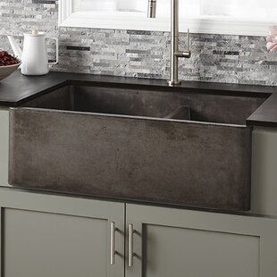 Farmhouse Sink With Drainboard | Wayfair