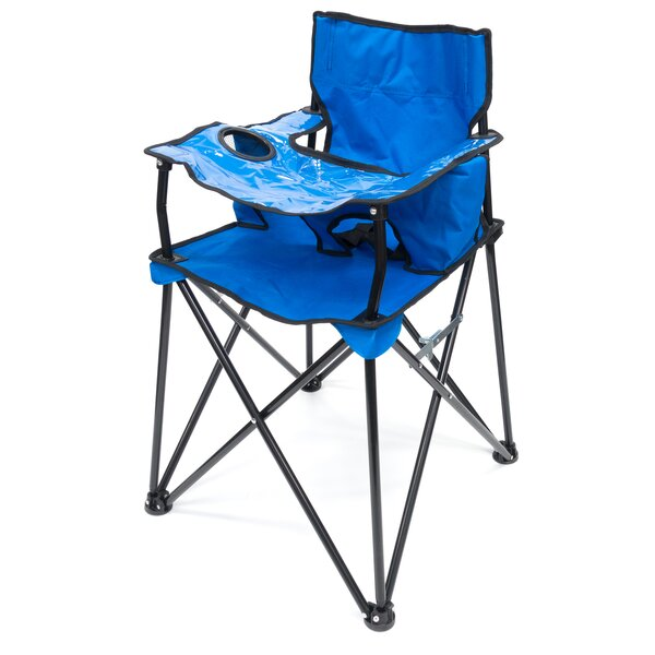 Bon Freeport Park Jonathan Baby High Folding Camping Chair | Wayfair
