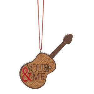 You & Me Country Song Hanging Figurine