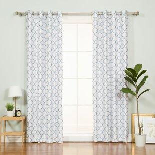 Modern Best Home Fashion Inc Curtains Drapes
