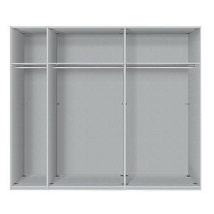 Drehtürenschrank Brooklyn, 250 cm B x 58 cm T von Express Möbel
