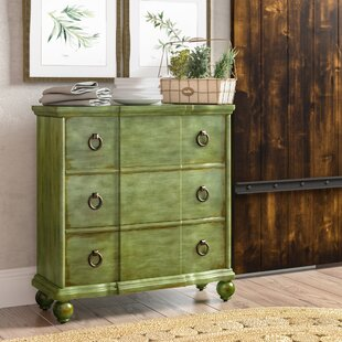 Bartouille 3 Drawer Accent Chest