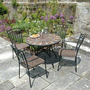 Granada 4 Seater Dining Set