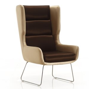 Arsenal Leisure Wing back Chair by Ceets