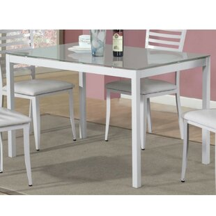 Modern Contemporary Kitchen Dining Tables Youll Love Wayfair - Buy contemporary dining table