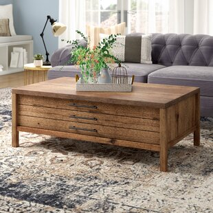 Storage Coffee Tables You\'ll Love in 2019 | Wayfair