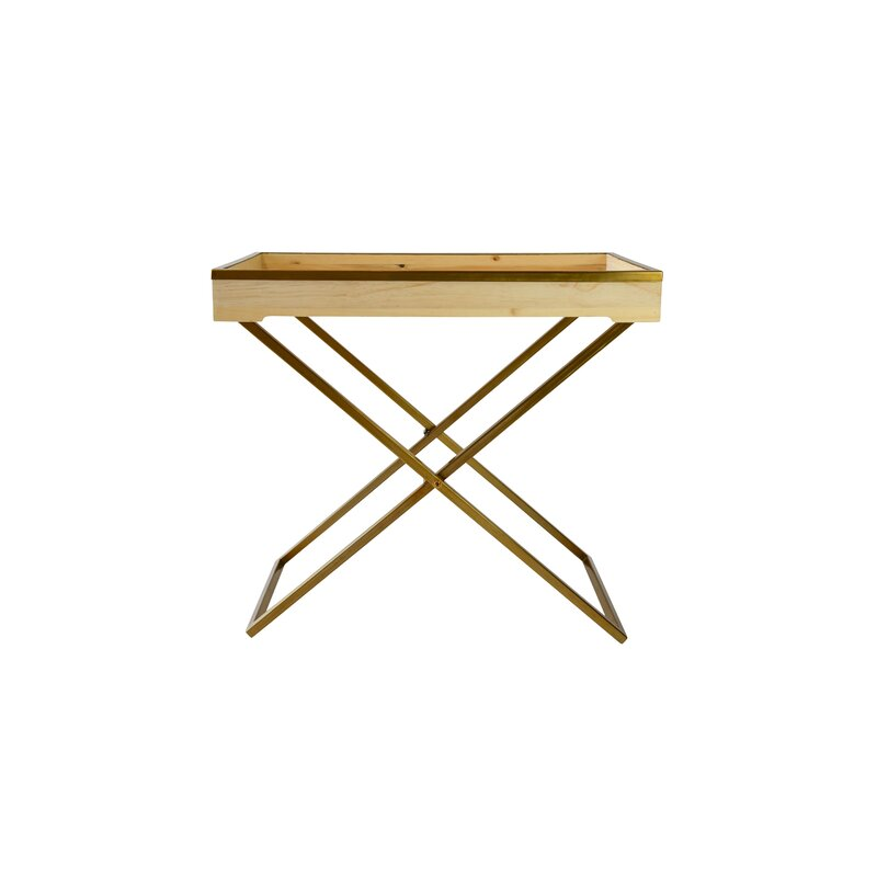 Audrey Butler Tray Table